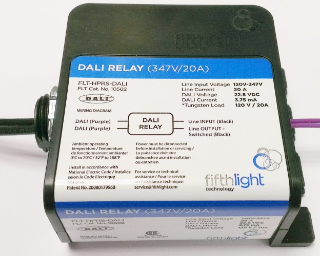HP-DALI-Relay